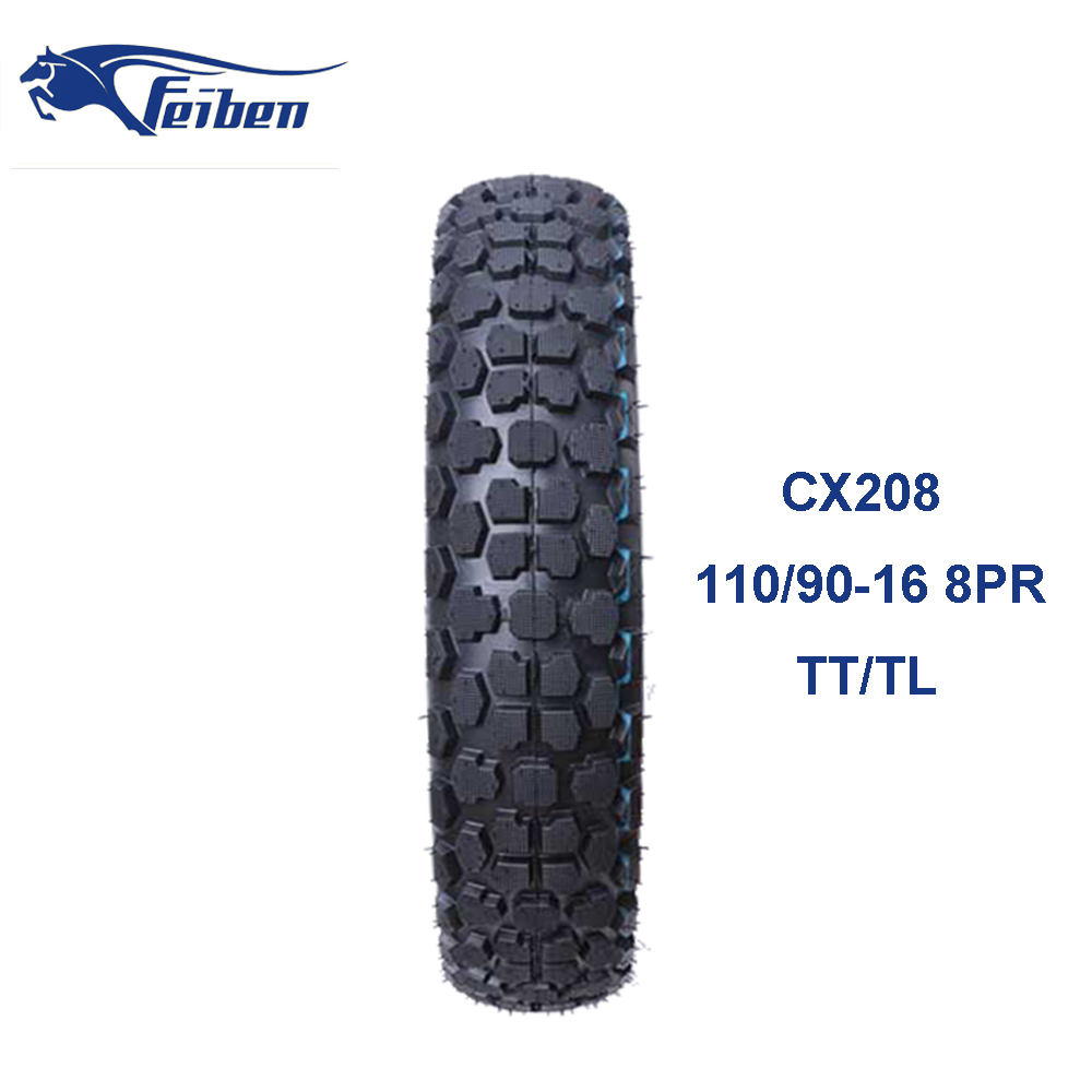 China Motorcycle Tyre For Off Road Tire 110/90-16