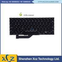 "100% New US Keyboard For Macbook Pro retina 15"" A1398 US black Keyboard"