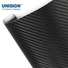 3D carbon fiber vinyl sticker for car wrap decoration
