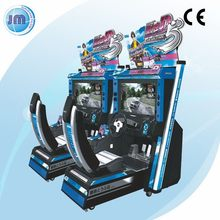 Hot sale creative two players sonic racing game machine