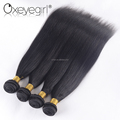 Professional factory outlet price wholesale ombre color with double soft weft weaving human hair