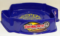 Classic blue beyblade arena spinning top stadium toys IN STOCK