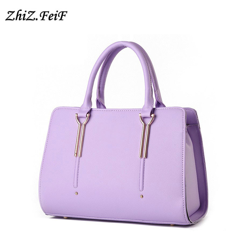 Multi-Function Pu Leather Material Polo Handbags For Women