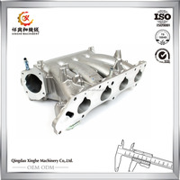 Exhaust Manifold High Temperature cast iron exhaust manifold for auto parts