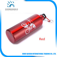 Water bottle sports drinking bottle/Aluminum material bicycle bottle