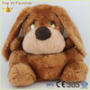 Customized Soft Stuffed Animal Theater Funny Plush dog Hand Puppet Toy