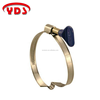 Taiwan hose pipe fittings clamp clip for home and coil pipeline