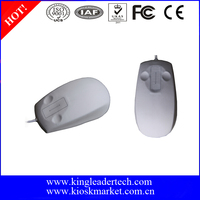 Waterproof Laser Mouse with Scrolling Touchpad