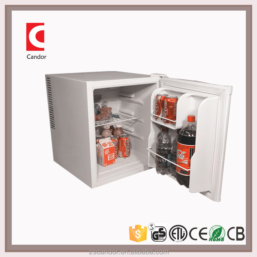 candor 48l thermoelectric hotel minibar home mini fridge