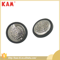 Hot selling custom fashion wholesale snap metal button jewelry