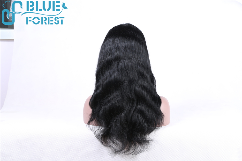 Peruvian full lace wig with good quality in stock