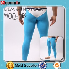 Without <strong>Logo</strong> Men Slim Pants Body Shaper Thermal Underwear Man Long Johns Sex Modal SC10