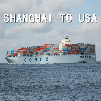 Sea Freight from SHANGHAI CHINA to OAKLAND CA USA