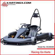 4 speed gears with reverse gear/ China Racing Go Karts for Sale