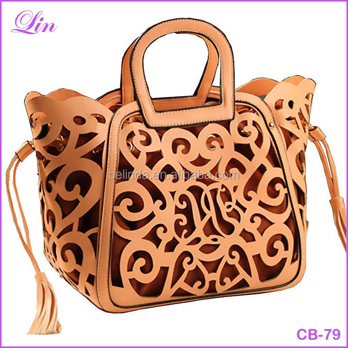Free Shipping by DHL/FEDEX/SF women handbags hollow out women messenger bags ladies tasssel <strong>tote</strong>