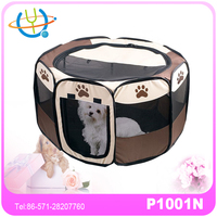 Pet Puppy Dog Cat Playpen Yard Crates Kennel