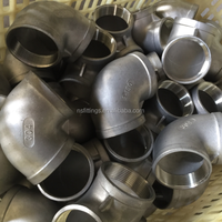 304 304L 316 316L 431 ASTM A351(CF8M CF8) S17400 stainless steel casting pipe fitting elbow