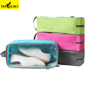 1351003 transparent waterproof shoe dust bag for travel shoes bag