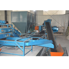 Waste Tire Recycling Equipment/Tire Processing Machine