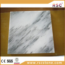 Chinese blue sky marble , black gray white marbles tiles with black veins