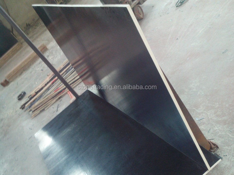 Chinese Popular Building Wooded Template 15mm Plywood Price