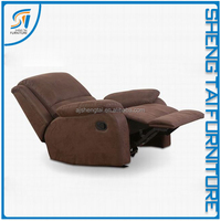 Leather swivel massage recliner chair for sale