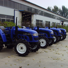 quality 60 hp tractor with lower price supply from china
