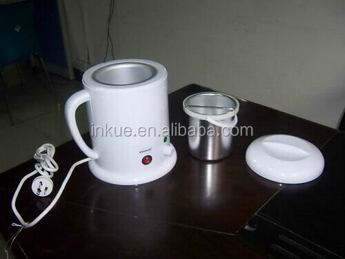 A-1000 CE paraffin wax heater for depilation/ painless hair depilator waxing heater machine