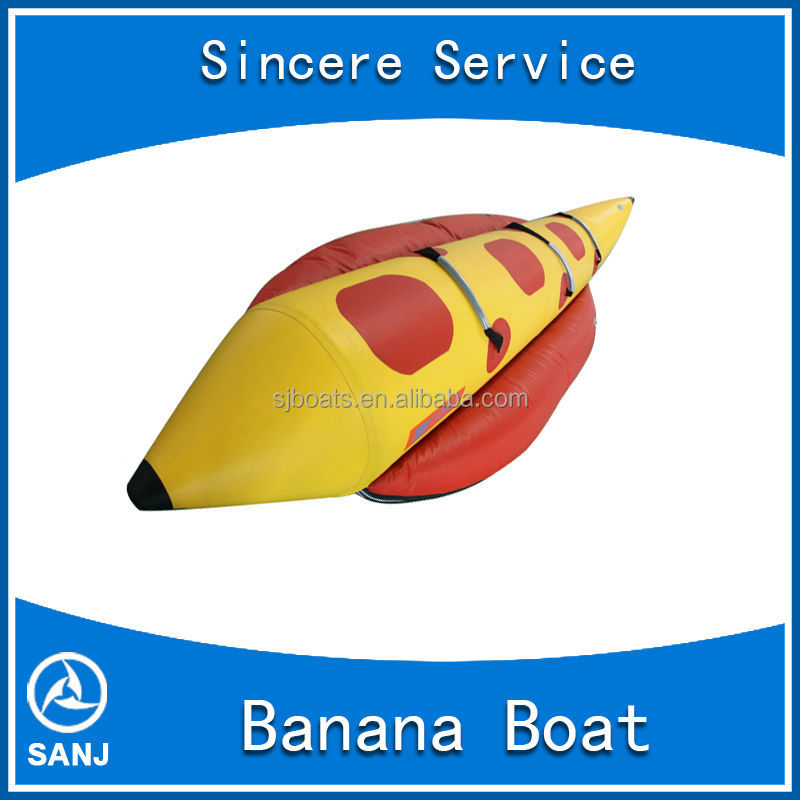 SANJ 2014 inflatable banana boats for sale