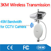 Factory Made 1KM Long Range Wireless AP/CPE for CCTV Video IP Digital Camera Security System