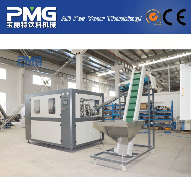 New Designed Plastic Injection Blow Molding Machine