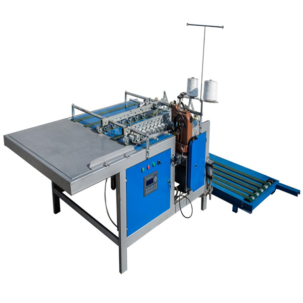 PP woven bags manufacturing process kraft paper cement bag making machine
