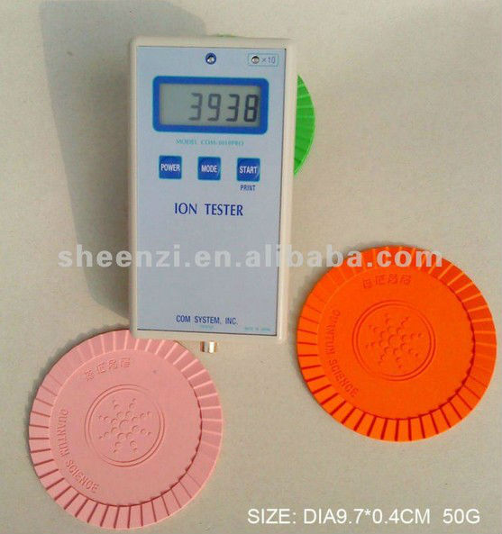 2015 hot sell&best price negative ion tester