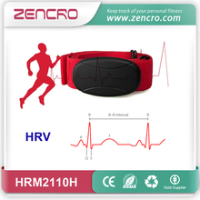 exercise real time heart rate sensor smartphone heart rate variability monitor bluetooth HRV monitor