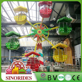 china  Kids  theme  park popular rides decorative ferris wheel   for sale