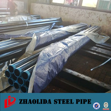 schedule 40 steel pipe price ! black steel tube for gas annealed carbon steel tube