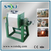 Medium Frequency Induction Bronze Melting Furnace