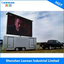 mobile billboard advertising companies P4.81 led display 500x500 LED MODULE 16X8