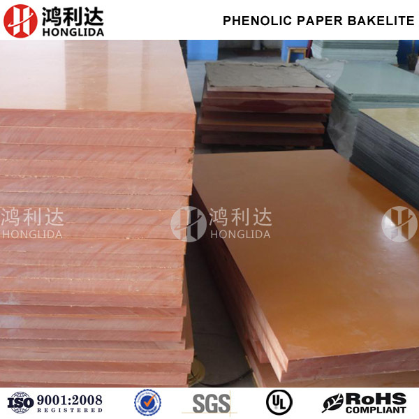 Bakelite phenolic board paper laminated sheet
