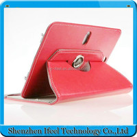 "New Rotatable Folding Leather Universal Folio Case For 7"" IOS Android Tablet PC"
