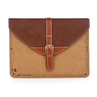 PU leather tablet cover case for ipad air