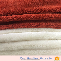 different colour winter coral fleece clothes fabric