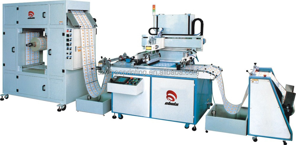 vinyl sticker printing and cutting machine
