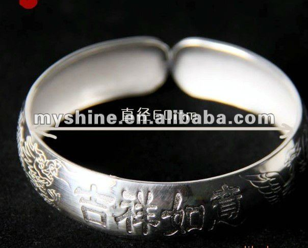 handmade silver bracelets and bangles large size jewelry