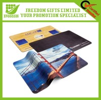 Anti Slip Full Color Printing Cleaning Cloth Mousepad