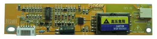 Universal LCD tv Inverter Board for 1 CCFL Lamp with Small Plug