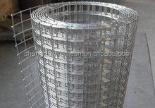 Galvanized welded wire mesh, welded wire mesh panel, welded wire mesh fence