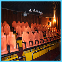 Hydraulic Cinema 3d 4d 5d 6d Cinema Theater Movie