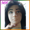 young male trainnig mannequin head cheap practising head medium-length salon head