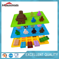 Candy Chocolate Maker Baking Mold Gummy Jello Ice Cube tools